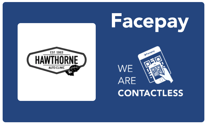 facepay we are contactless